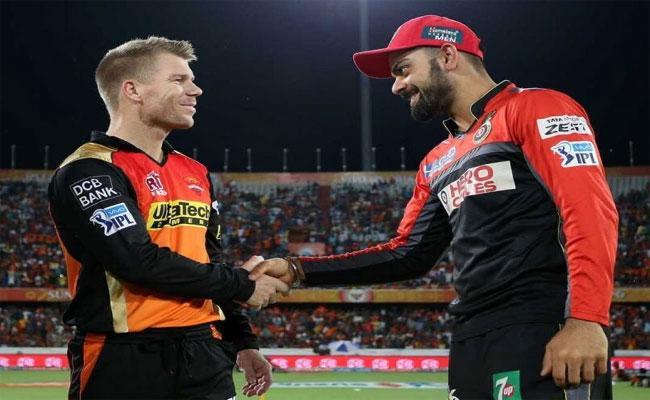 IPL 2021: Rain To Play Spoil Sport In Sunrisers And Bengaluru Match - Sakshi