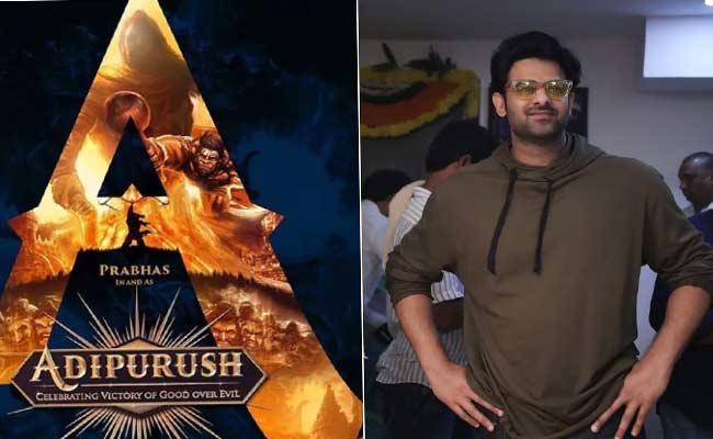 Om Raut Clarity On Prabhas Adipurush Movie rumours - Sakshi