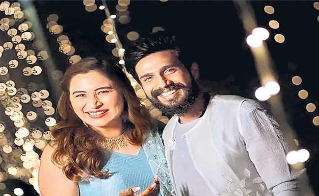 Vishnu Vishal And Gutta Jwala Announce Wedding Date - Sakshi
