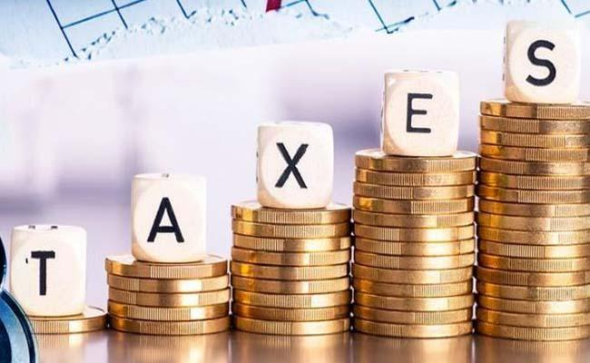 Indirect Tax Collection Beats Revised Estimates for FY 2020-21 Up 12pc - Sakshi