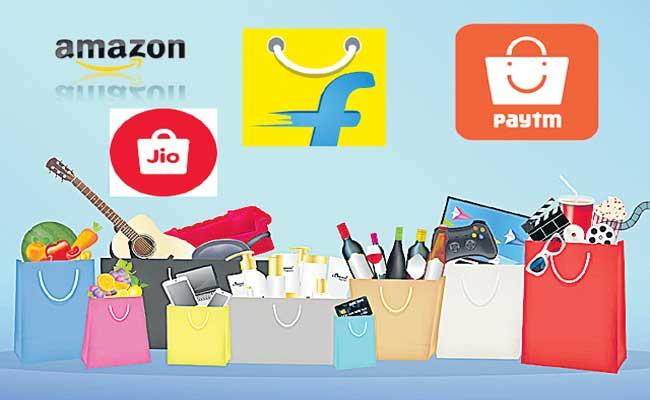 E-commerce firms witness 2X rise in orders, gear up for second Covid wave - Sakshi