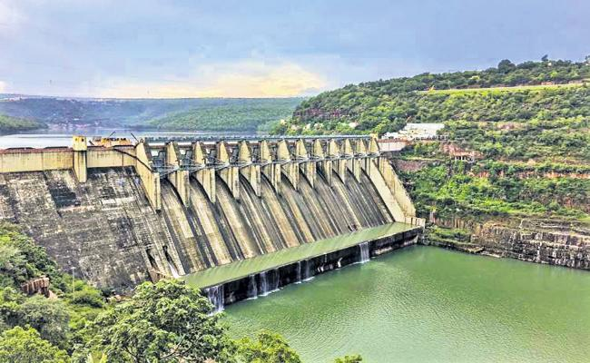CWC recently estimated the average water availability in Krishna watershed at above 3,144 TMC - Sakshi