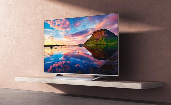 Xiaomi to Launch Mi QLED TV 4K 75 Inch TV in India - Sakshi