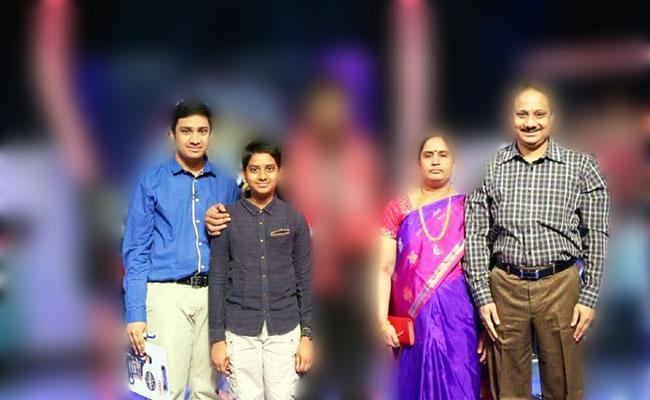 NRI Family Deceased In Vizag Flat Key Points - Sakshi