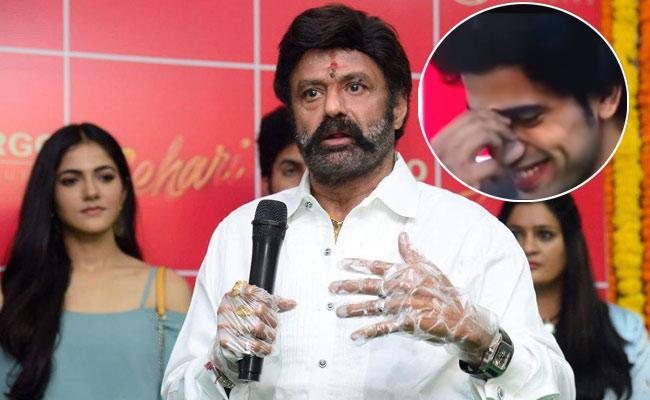 Harsh Kanumilli Movie Sehari Teaser Released - Sakshi