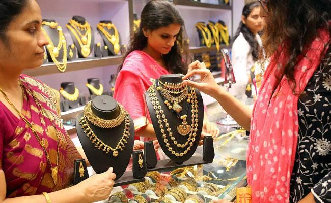 Today Gold and Silver Price in Hyderabad, April 16th 2021 - Sakshi
