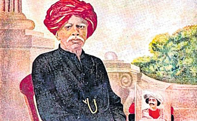 Kandukuri Veeresalingam Pantulu 174th Birth Anniversary - Sakshi