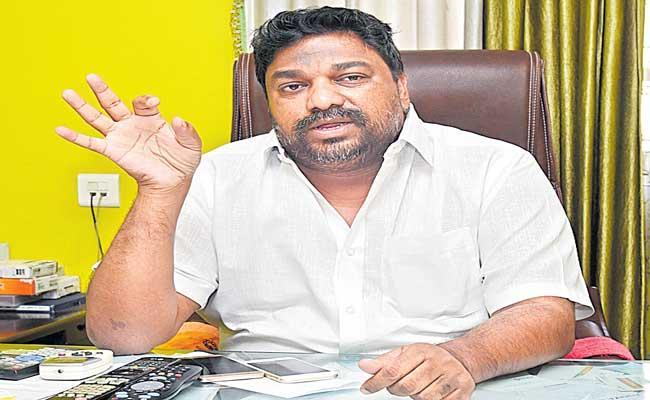 Producer Natti Kumar Sensational Comments On Vakeel Saab Movie - Sakshi