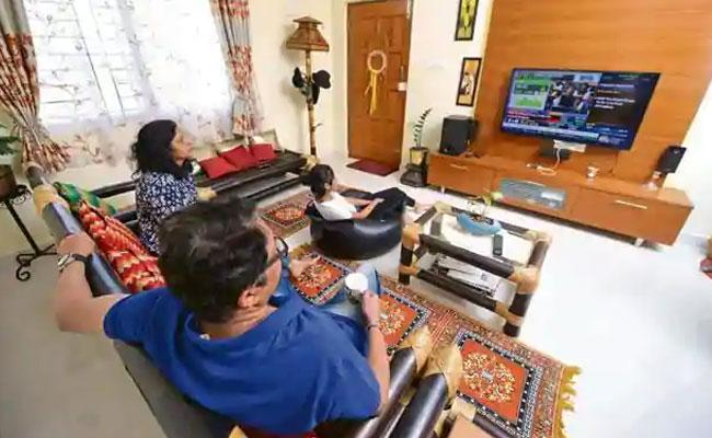 210 Million Indian Homes Now Have TV, Viewers Also Increased: BARC - Sakshi