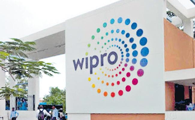 Wipro Q4 Profit Jumps 28 Percent Zoom - Sakshi