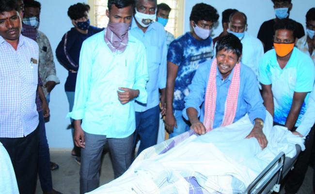 Engineering Student Deceased Of Heart Attack Anantapur District - Sakshi