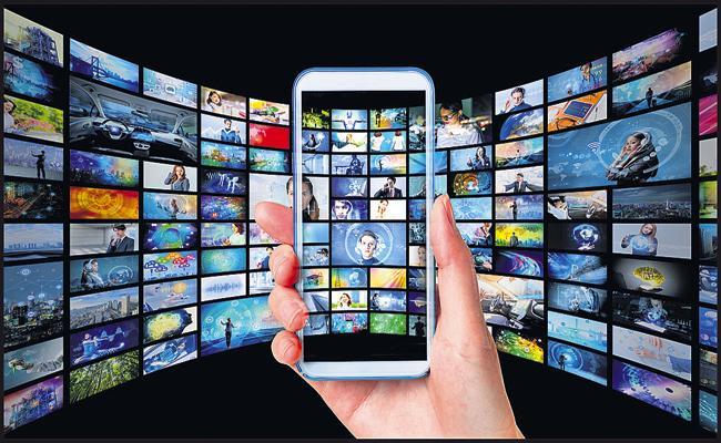 Growing interest to public in web series - Sakshi