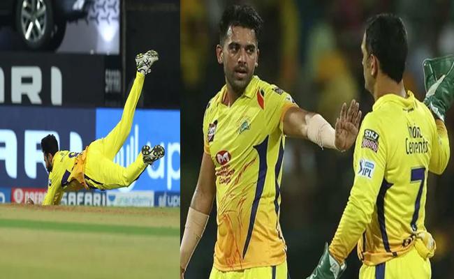 IPL 2021 CSK Deepak Chahar Says Want 11 Jaddus - Sakshi