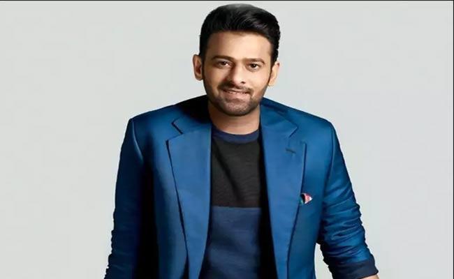 Prabhas Ready To Another Pan India Movie - Sakshi