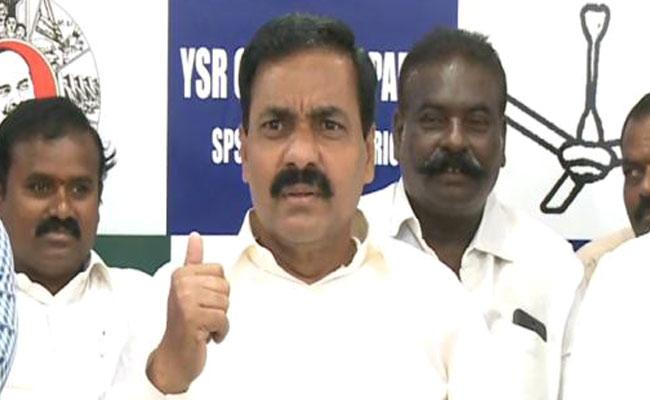 Kakani Govardhan Reddy Tirupati By Election Voting Percentage - Sakshi