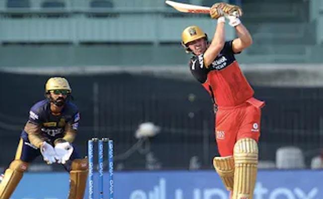 IPL 2021: Hillarious Trolls On AB De Viliers Power Hitting Against KKR  - Sakshi
