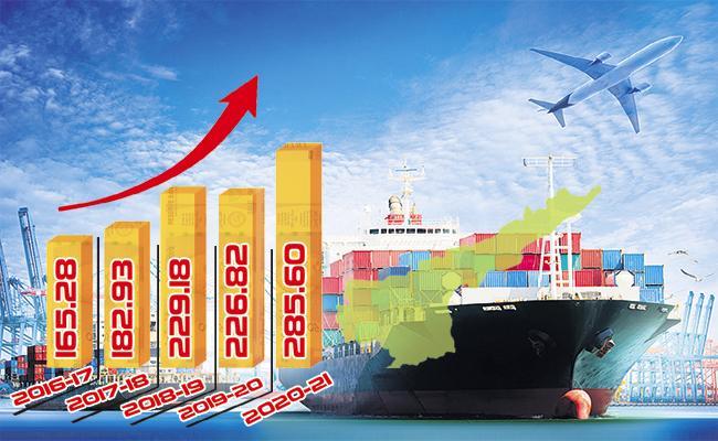 AP treasury received a record level of revenue through ports - Sakshi