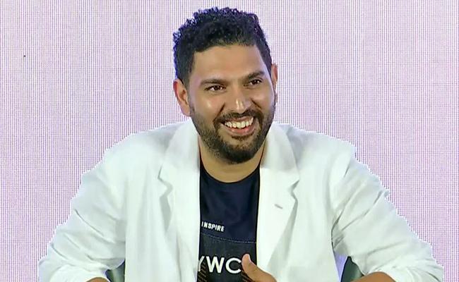 IPL 2021: Yuvraj Singh Names Hardik Pandya As Player Of The Match - Sakshi