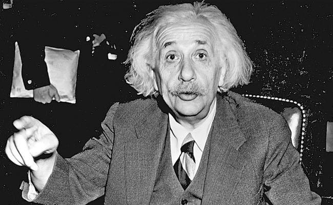 Acharya Murru Mutyalu Naidu Article On Albert Einstein Birth Anniversary - Sakshi