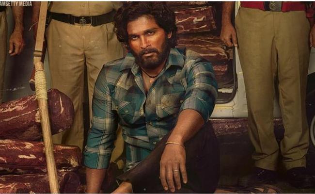 Mythri Spending Huge Amount For Allu Arjun Action Episode In Pushpa Movie - Sakshi
