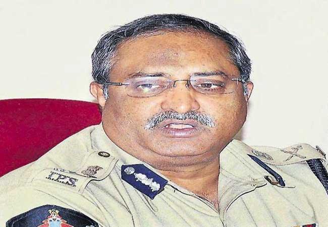 AP Govt Initiates Disciplinary Proceedings Against Suspended IPS Officer AB Venkateswara Rao - Sakshi