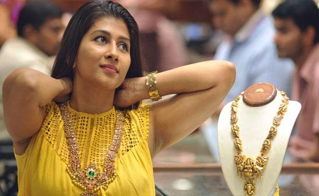 Gold imports rise by 22.58 Pc in 2020-21 - Sakshi