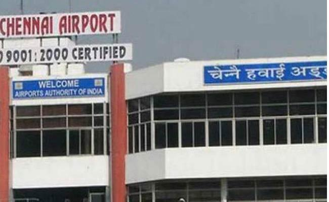 Police Arrest Suspicious Youth At Chennai Airport - Sakshi
