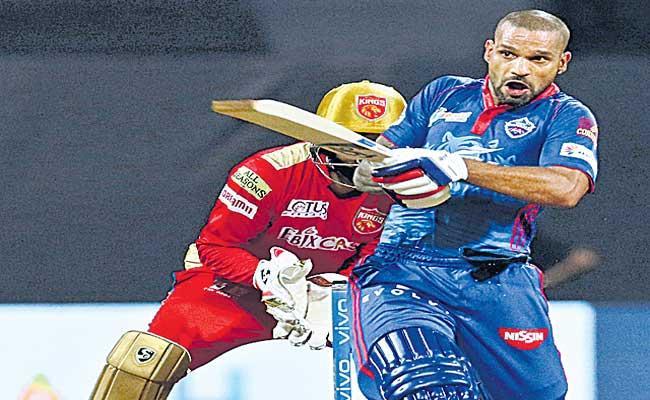 Delhi Capitals beat Punjab Kings by 6 wickets - Sakshi
