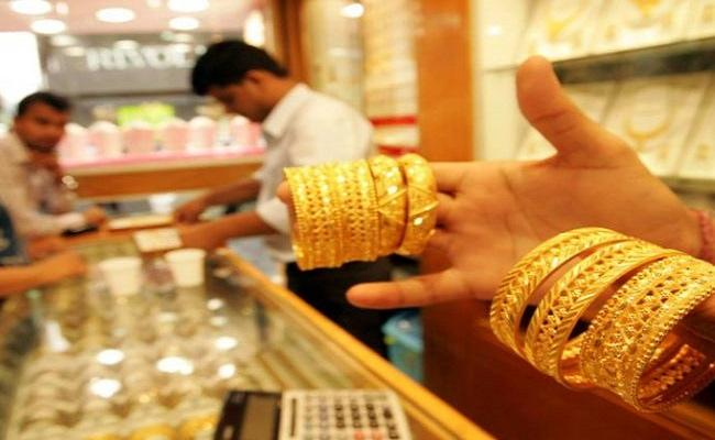 Gold Price Today: Gold prices surge above Rs 47000 - Sakshi