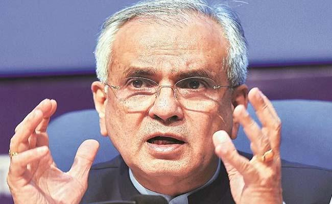 Corona Second wave govt will respond with fiscal steps if required: NITI Aayog VC - Sakshi