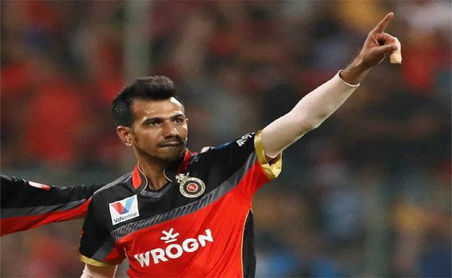 IPL 2021: Yuzvendra Chahal Felt Emotional On Ending Wicketless Run In RCBs Win Over KKR - Sakshi