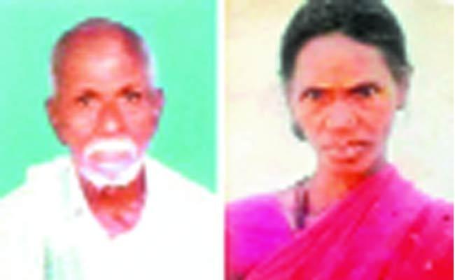Wife's Dies After Husband's Death - Sakshi