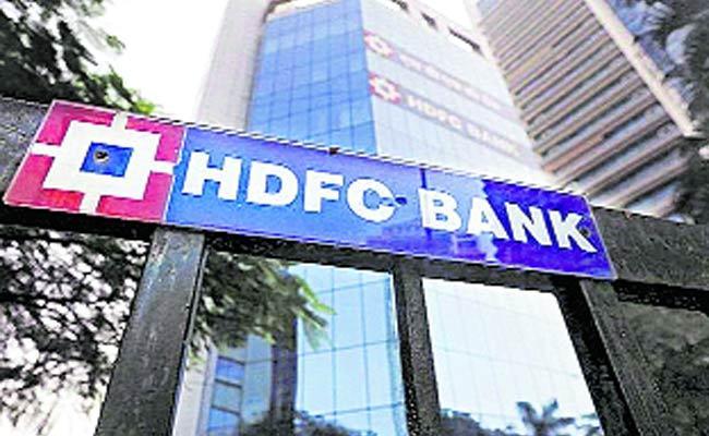 HDFC Bank Q4 Net Profit Rises - Sakshi