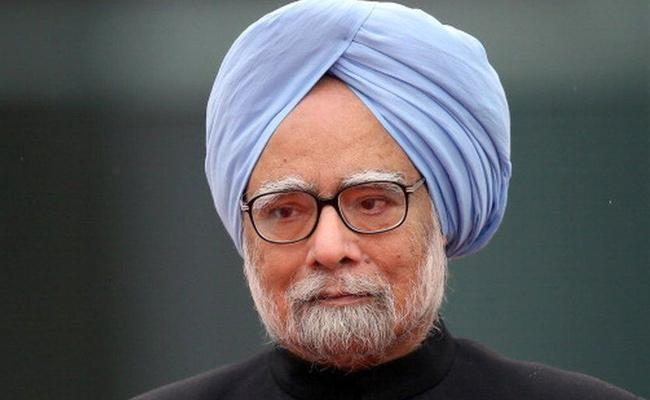 Former PM Manmohan Singh Tested Covid positive, Admitted To AIIMS - Sakshi