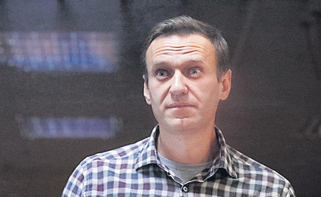 Russia Opposition Leader Doctor Says He Lost Breath At Any Moment - Sakshi