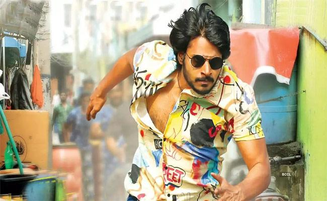 Actor Vijay Devarakonda Launched Gully Rowdy Teaser - Sakshi