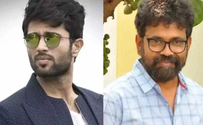 Makers Clarified That Vijay Deverakonda Sukumar Next Movie - Sakshi