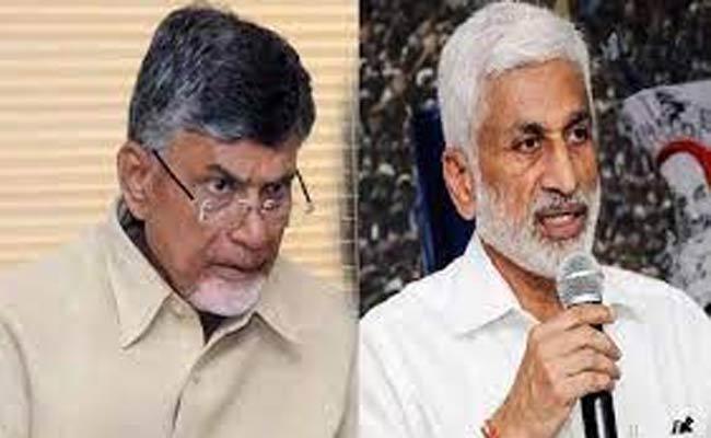 MP Vijayasai Reddy Made Comments On Chandrababu Naidu - Sakshi