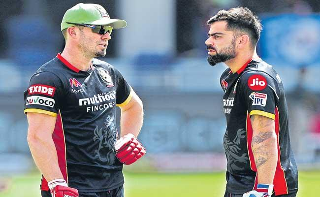 RCB latest recruit wants to help team win title this year - Sakshi