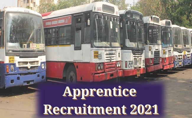 TSRTC Apprentice Recruitment 2021: ITI Diesel Mechanic 30 Vacancies, Apply Online - Sakshi