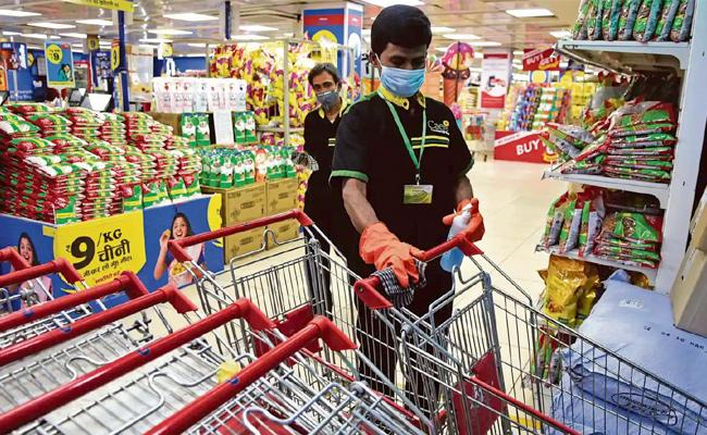 Reliance Retail extends deadline to complete deal with Future Group - Sakshi