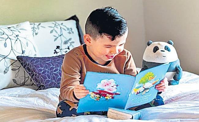 International Children Book Day Special Story - Sakshi