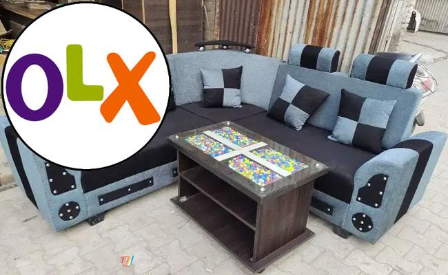 Online Fraud: Man Defrauded Of Rs 25000 For Selling A Sofa At OLX - Sakshi