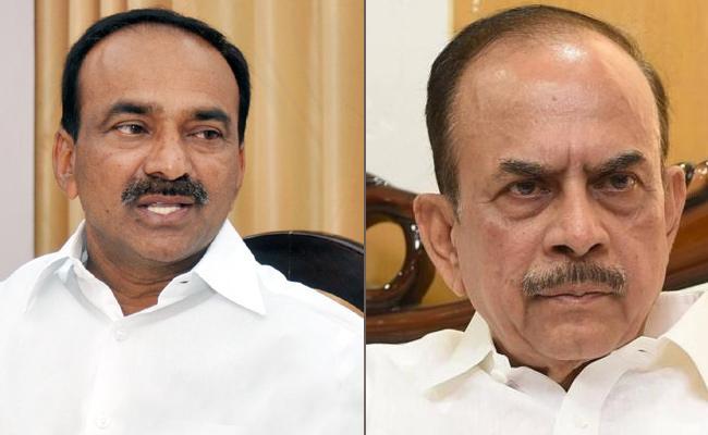 Minister Etela Rajender Comments On Cm Kcr - Sakshi