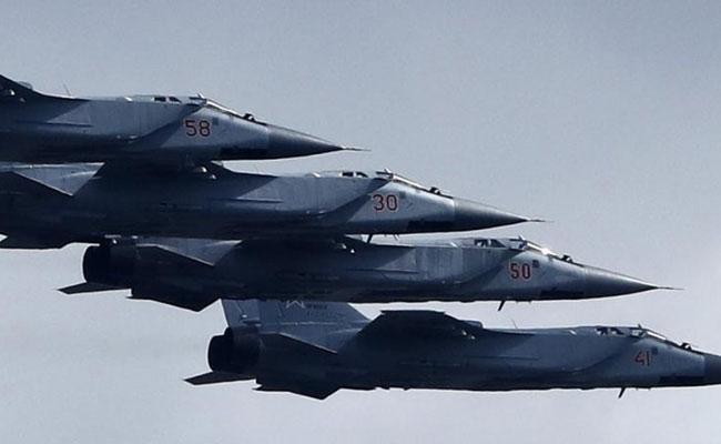 Russia Says Its Airstrike Syria Killed 200 Militants - Sakshi