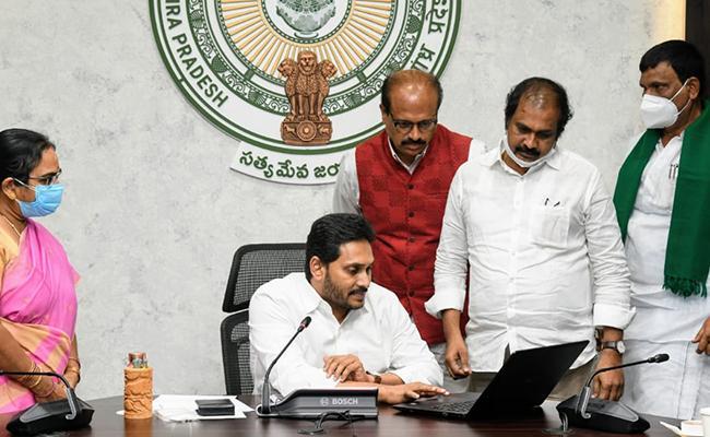 YS Jagan Release Interest Subsidy To Farmers The Scheme Of YSR Sunna Vaddi - Sakshi