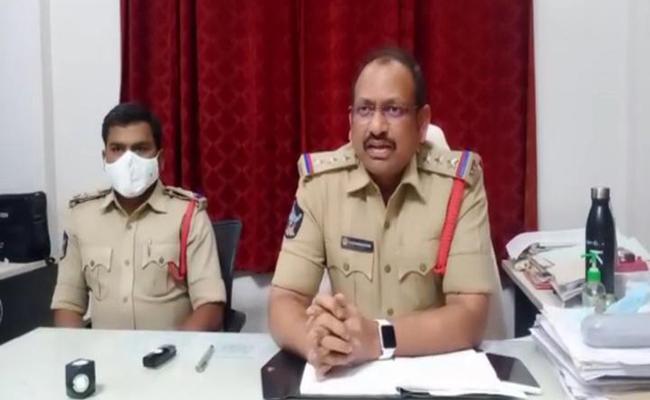 CI Vijay Bhaskar Reveals Asha Worker Case Key Details In Anantapur - Sakshi