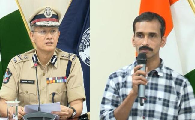 AP: Andhra Orissa Special Zone Committee Member Surrendered Before Police - Sakshi