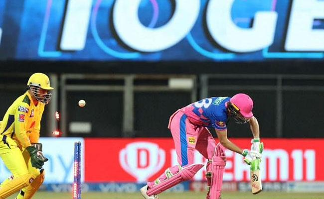 IPL 2021:The Rajasthan Are In An ICU Once Buttler And Samson Get Out, Aakash Chopra - Sakshi