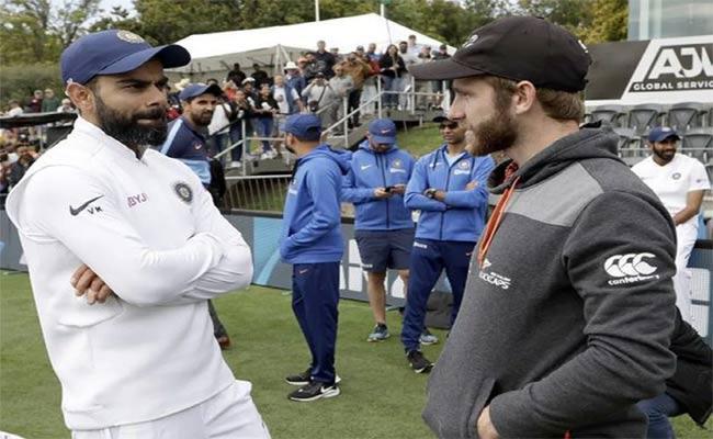 ICC Confident World Test Championship Final - Sakshi